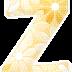 Abecedario Amarillo con texturas. Yellow Alphabet with Textures.