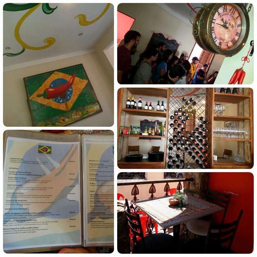 Onde comer em São João del Rei - Review Restaurante Dedo de Moça