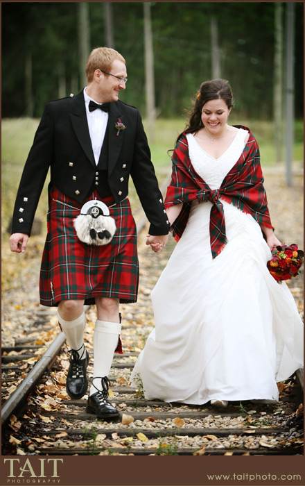 Beyond The Aisle: Traditional Scottish Wedding Ideas