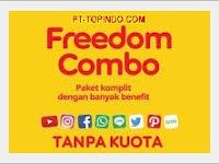Paket Data Indosat Freedom Combo Termurah