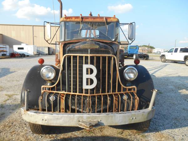Rare Brockway Truck