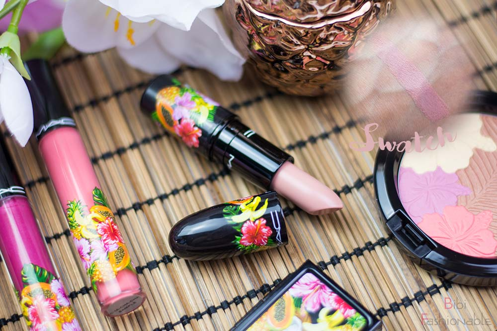 MAC Juicy Fruity Limited Edition Matte Lipstick