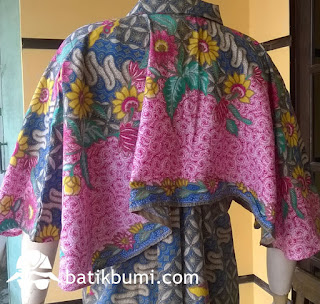 Batik bolero