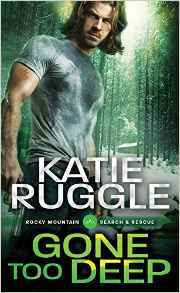 Bea's Book Nook, Review, Gone Too Deep, Katie Ruggle
