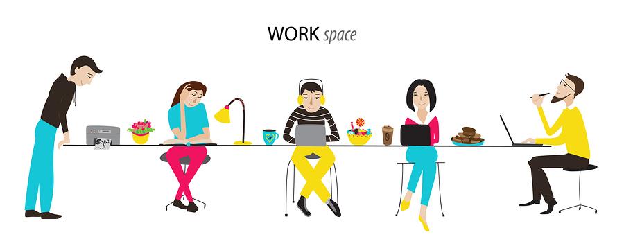 Diskominfo Co Working Space (DCS): Ruang Kreatif yang Inklusif dan Aksesibel untuk Masyarakat Yogyakarta