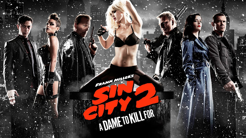 Sin City A Dame to Kill For 2014 HD