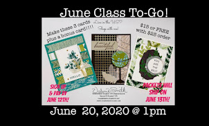 JUNE CLASS TO-GO