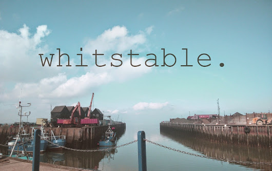 A Secret To Keep: Whitstable.