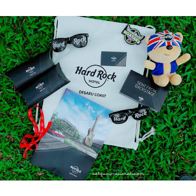 hard rock hotel desaru coast merchandise, hard rock hotel merchandise, hard rock hotel, desaru coast, plush toy hard rock hotel