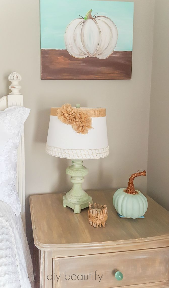 simple fall decor | diy beautify
