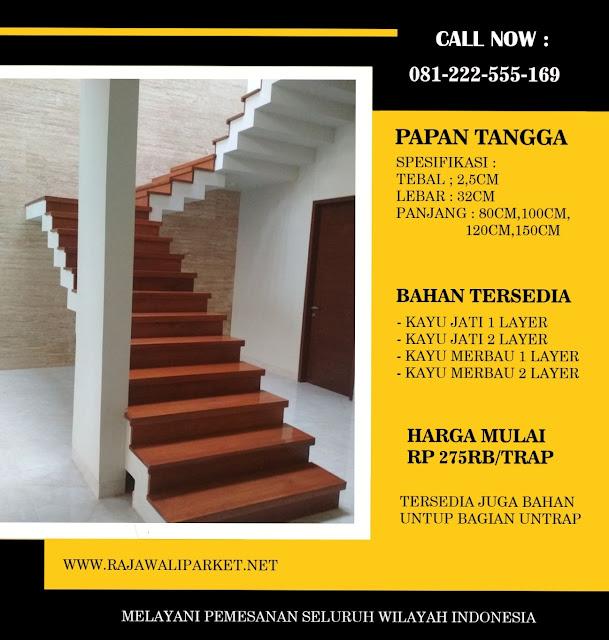 Papan tangga/tangga kayu