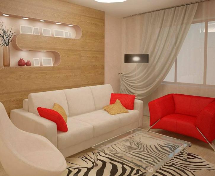 Dekorasi Interior Ruang Tamu Minimalis Terbaru