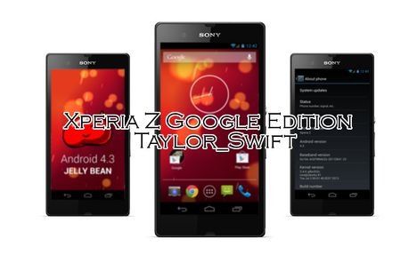 Android 4.3, Android 4.3 Jelly Bean, Sony, Sony Xperia Z, Google Play Edition