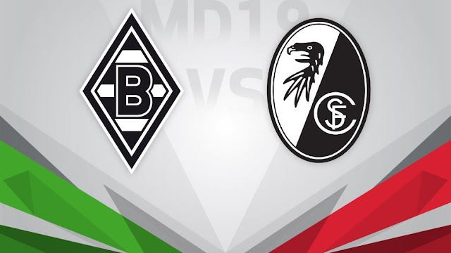 Borussia M.Gladbach vs Freiburg Highlights 05 May 2018