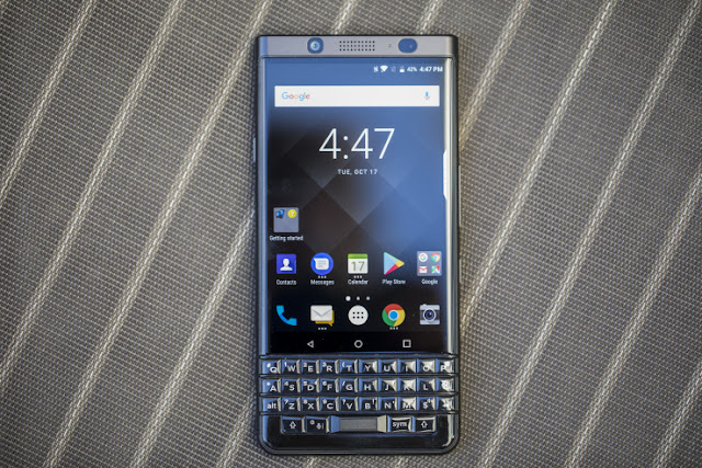BlackBerry's KEYone 'Black Edition' offers more than just good looks