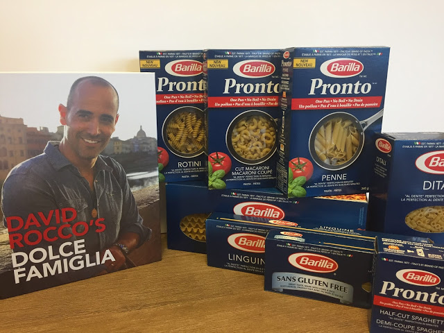 Barilla Pronto Prize Pack Giveaway