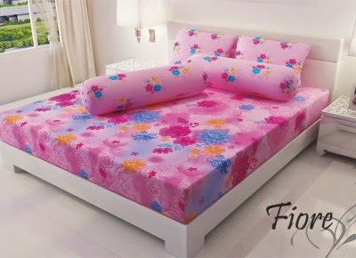 Sprei dan bed cover kintakun edisi Summer