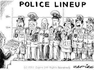 The Crimes of the South African Police Service: Crimes of