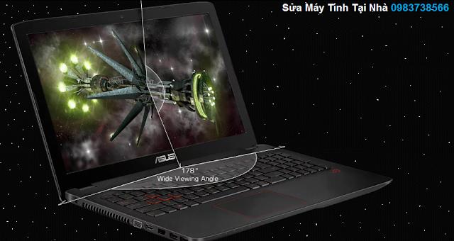 Dòng laptop Asus dành riêng cho Game thủ