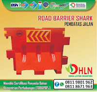 ROAD BARRIER SHARK