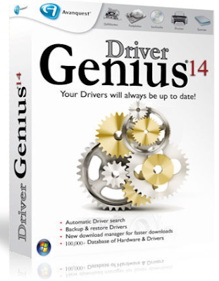 driver genius 14 key