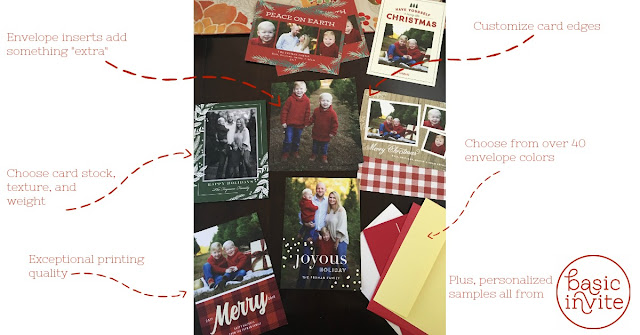 More than just a basic invite - these holiday cards are perfect for personal Christmas cards, office holiday cards, or invitations to your personal cookie swap.