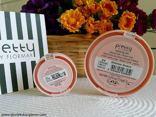 pretty by flormar far