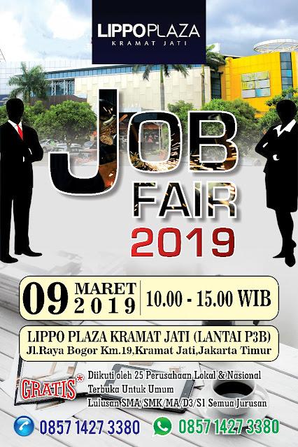 Job Fair Jakarta Timur 2019