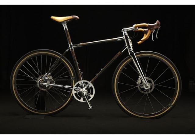 Phanuel Krencker's 'Bicyclettes de Luxe sepeda termahal di dunia