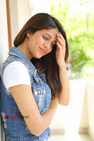 Telugu Actress Lavanya Tripathi Latest Pos in Denim Jeans and Jacket  0142.JPG