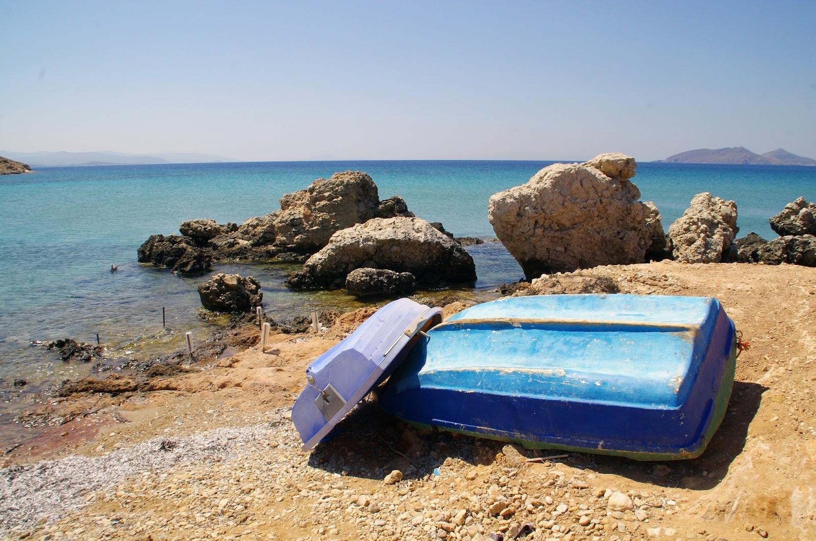 Boats Paros