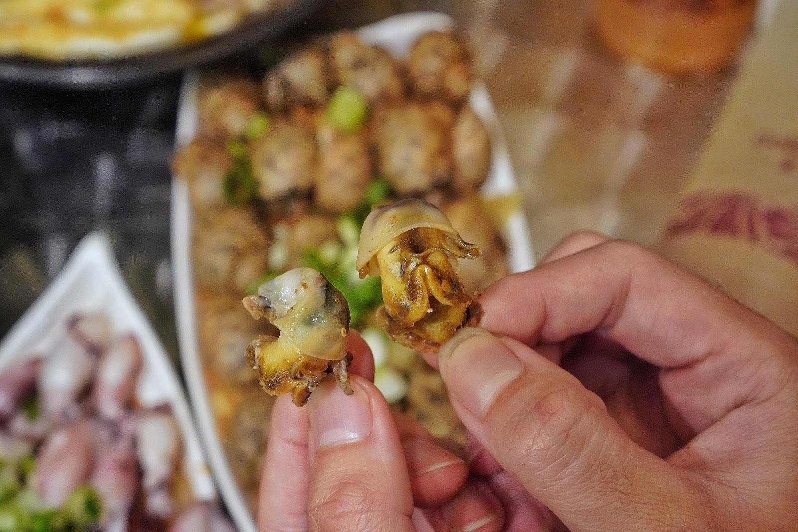 台南美食【金三益健康茶飲】浮誇系美食鳳螺意麵