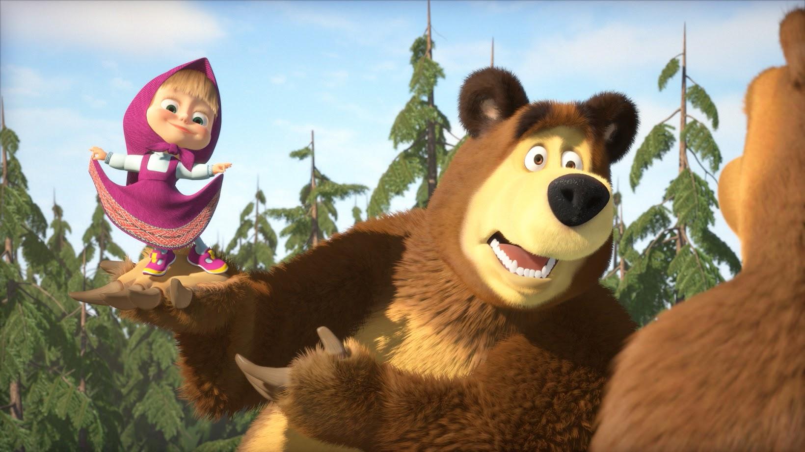 Estreias nos cinemas (08/12): Masha e o Urso, Fallen, O Vendedor de Sonhos, Tamo Junto & mais