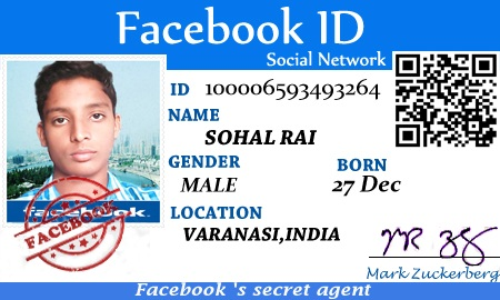 Id card fb