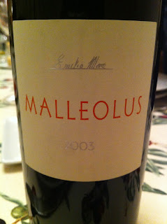 malleolus-2003-ribera-del-duero-tinto