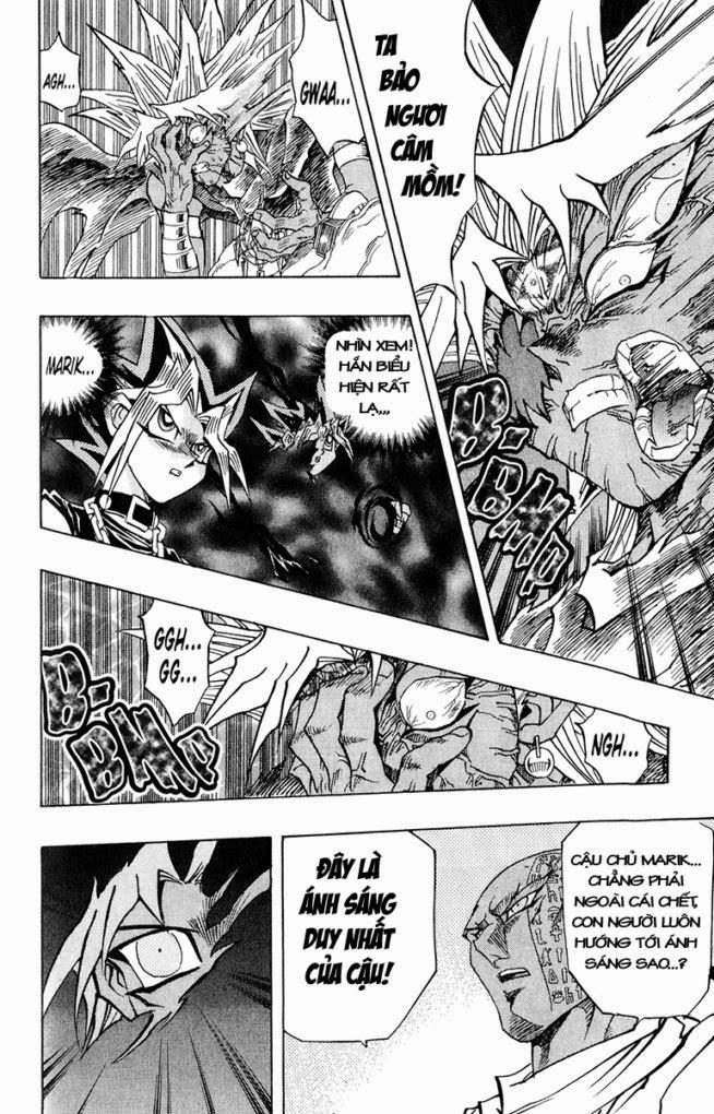 Shaman King [Vua pháp thuật] chap 275 trang 16