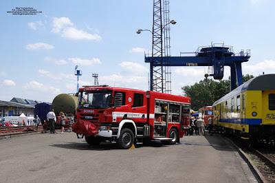 Scania P450, HZS SŽDC JPO Ostrava