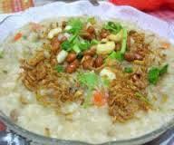 Bubur Daging Ala Stew