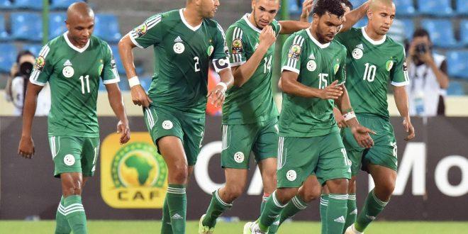موعد مباراة الجزائر والسنغال اليوم الأثنين 23-1-2017 في بطولة كأس أمم إفريقيا والقنوات الناقلة لها