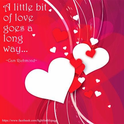 A Little Bit Of Love Goes A Long Way Quotes