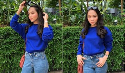 Biodata Riena Diana Pelakon Drama Dekatkan Jarak Kita