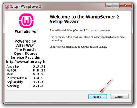Cara membuat server dengan WampServer | Mobile Trick