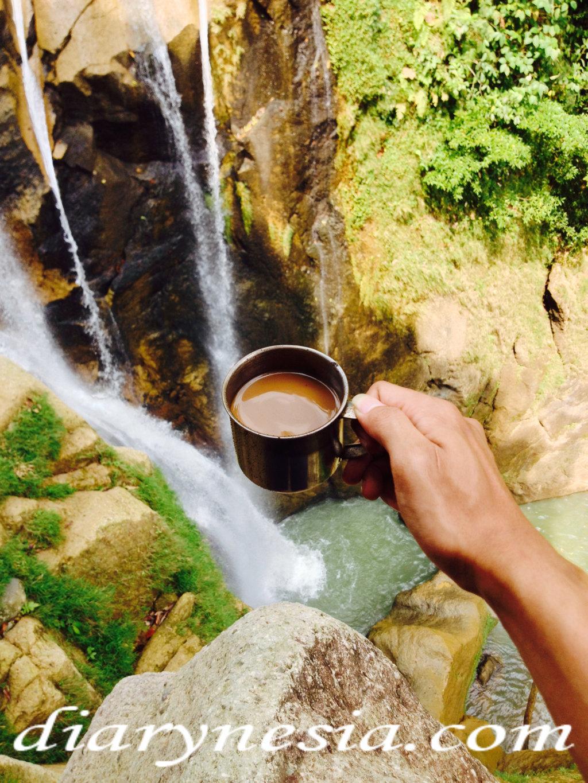 Lebak tourism, waterfall banten tourism, a best tourist attraction in banten, diarynesia