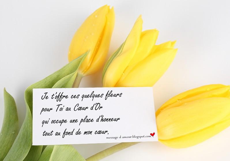 Bouquet De Fleurs A Envoyer Par Sms