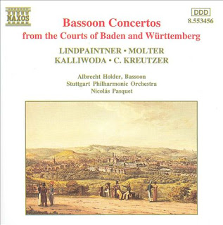 Bassoon Concertos From The Courts Of Baden-Württemberg