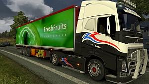 FreshFruits trailer mod