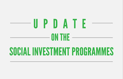 Social Investment Programmes - lawsonjamesblog news