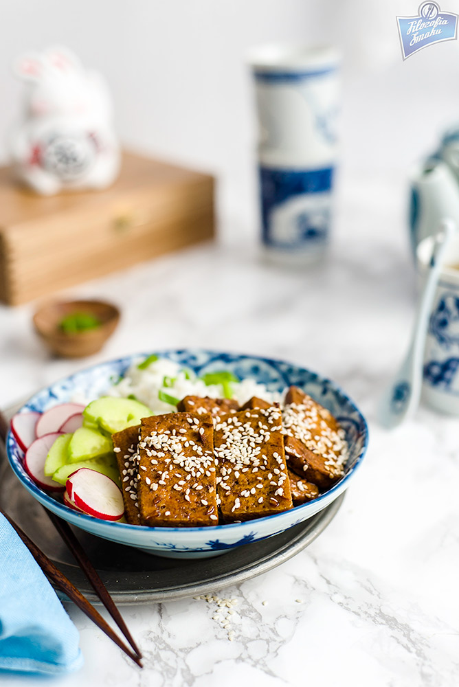 Teriyaki tofu recipe