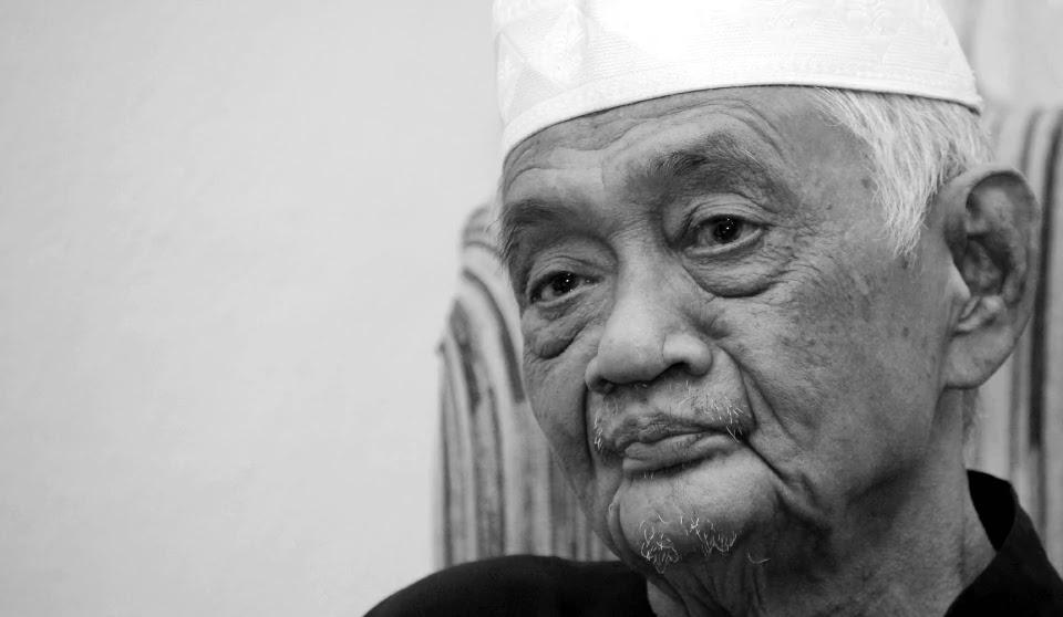 Sasterawan Negara, Shahnon Ahmad meninggal dunia