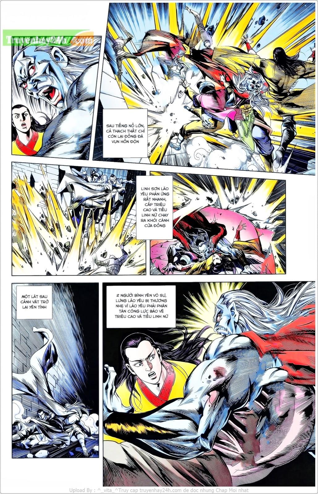 Tần Vương Doanh Chính chapter 26 trang 3